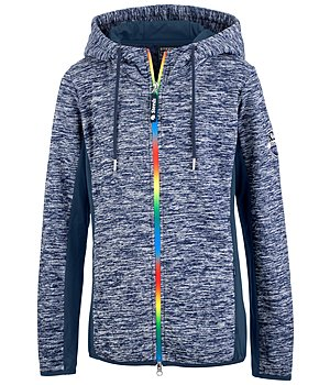 STEEDS Kinder-Fleece-Kapuzenjacke Rain - 680528-116-MN