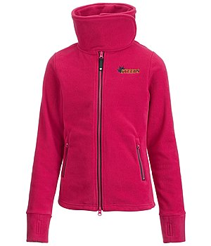 STEEDS Kinder-Fleecejacke Svea - 680617-116-HI