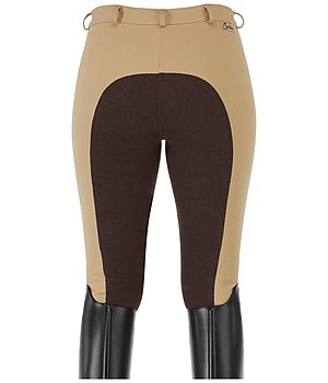 Equilibre Damen-Vollbesatzreithose Super-Stretch Two Tone - 810262-88-BE