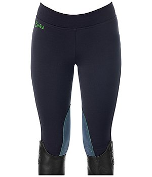 Equilibre Kinder-Thermo-Kniebesatz-Leggings Taylor - 810462-116-NV