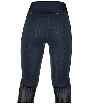 Equilibre Kinder-Grip-Thermo-Vollbesatzreitleggings Elina - 810486-176-M