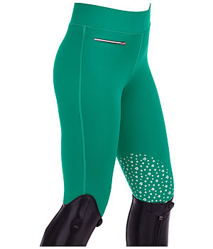 Equilibre Kinder-Grip-Kniebesatz-Leggings Lilly - 810498-116-SG