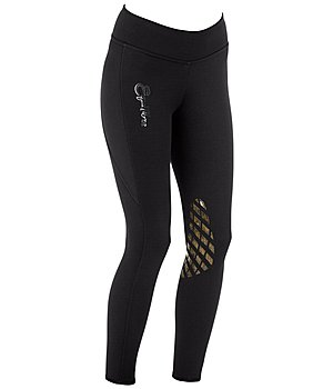 Equilibre B Ware  Grip-Kniebesatz Tights Performance Stretch - 810533