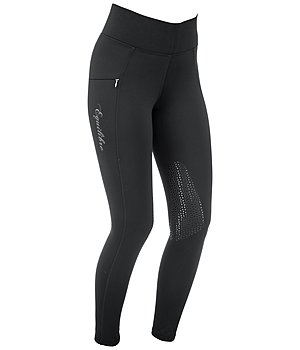 Equilibre Grip-Thermo-Kniebesatz-Reitleggings Valerie - 810579-34-S