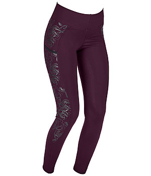 Equilibre Grip-Vollbesatz-Reitleggings Alicia - 810588-34-PL
