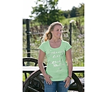 STONEDEEK Ladies T-Shirt Sparkle Rider - 182320-S-MI - 2