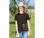 STONEDEEK Kinder T-Shirt Sliding Cowgirl - 182578-128-CO - 3