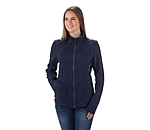 TWIN OAKS Strickfleecejacke - 182689-L-BL - 2