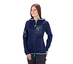 TWIN OAKS Strickfleecejacke Maya - 182897-S-NV - 2