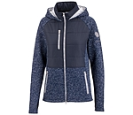 TWIN OAKS Strickfleecejacke - 182954-S-NV