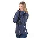 TWIN OAKS Strickfleecejacke - 182954-S-NV - 2