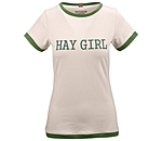 STONEDEEK Ladies T-Shirt Hay Girl - 183036-XS-SA