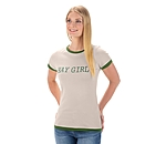 STONEDEEK Ladies T-Shirt Hay Girl - 183036-XS-SA - 2