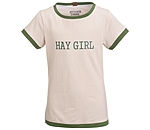 STONEDEEK Kids T-Shirt Hay Girl - 183054-164-SA