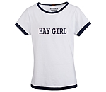 STONEDEEK Kids T-Shirt Hay Girl - 183054-128-W