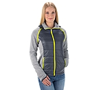 TWIN OAKS Strickfleecejacke Savannah - 183070-M-A - 2