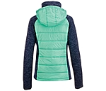 TWIN OAKS Strickfleecejacke Savannah - 183070-S-NV - 3