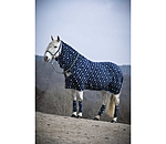 SHOWMASTER Fleece-Abschwitzdecke Fullneck Little Stars - 422019-95-NB - 4