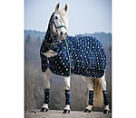 SHOWMASTER Fleece-Abschwitzdecke Fullneck Little Stars - 422019-95-NB - 5