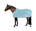 THERMO MASTER Fleece-Abschwitzdecke Heart Bow - 422370-125-IB