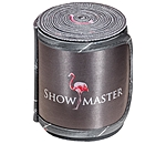 SHOWMASTER Jersey-Fleece-Bandagen Flamingo & Zebra Love - 530640-P-A