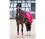 SHOWMASTER Fleece-Ausreitdecke Christmas II - 621264 - 2
