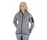 CMP Strickfleece-Jacke Liliana - 651826-42-GR - 3