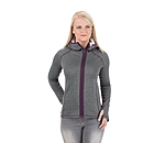 Felix Bühler Performance-Stretch-Kapuzenjacke Laura - 652470-L-S - 2