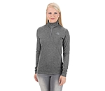Felix Bühler Zip-Performance-Stretch-Langarmshirt Lina - 652472-XL-S - 2