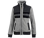 CMP Fleece-Strickjacke Livia - 652552-36-GR