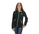 STEEDS Kinder 2 in 1 Softshelljacke Luan - 680390-128-S - 2