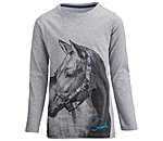 STEEDS Kinder-Langarmshirt Juicy - 680420-116-GR