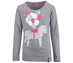 STEEDS Kinder-Langarmshirt Elfi Magic II - 680522-164-GR