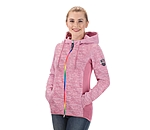 STEEDS Kinder-Fleece-Kapuzenjacke Rain - 680528-152-AR - 2