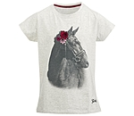 STEEDS Kinder T-Shirt Lilian - 680567-128-GR