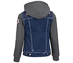 STEEDS Kinder-Jeans-Sweatjacke Katniss - 680575-116-DD - 3