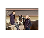 STEEDS Kinder-Kapuzen-Reitweste Hope - 680642-128-DA - 5