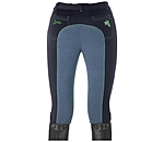 Equilibre Kinder-Vollbesatzreithose Performance Stretch Toni - 810461-164-NV