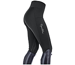 Equilibre Grip-Thermo-Kniebesatz-Reitleggings Valerie - 810579-38-S - 4