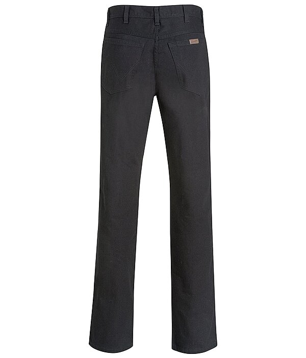 Wrangler Herrenjeans Regular Fit Black - 181641-32