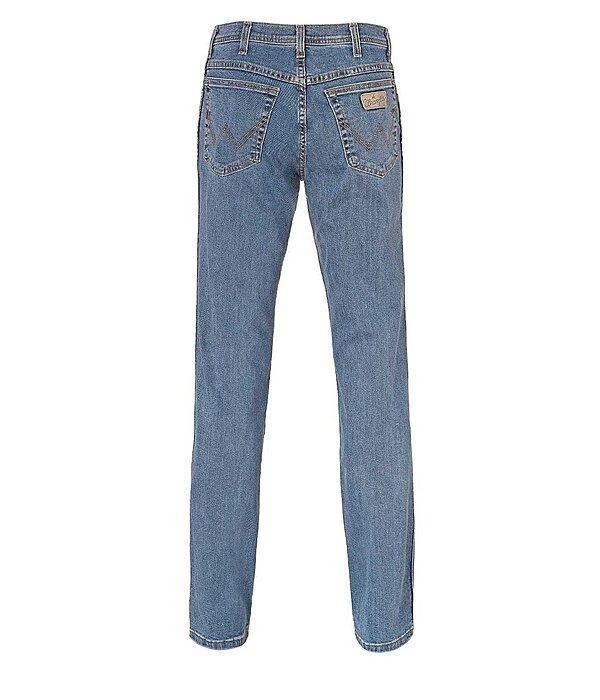 WRANGLER Jeans Texas Stretch Stonewash