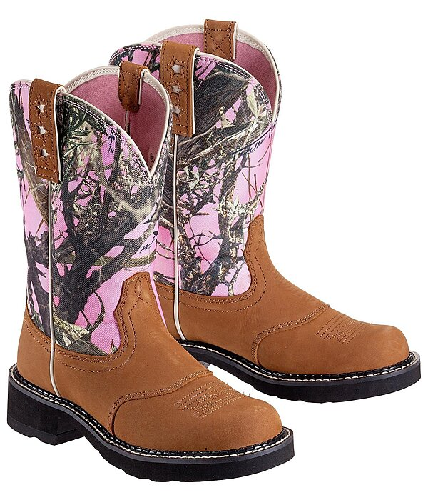 ARIAT Women's Probaby True Timber - 182176-4,5