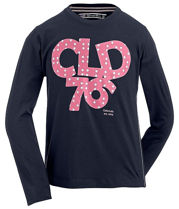 COLORADO Langarmshirt Sweetie - 182216-128-M