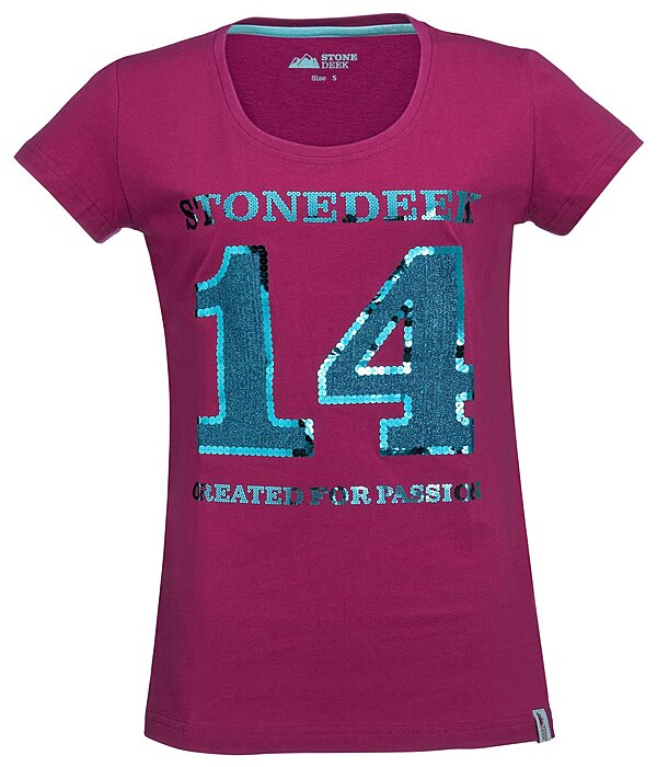 STONEDEEK Ladies T-Shirt Passion - 182688-XS-CS