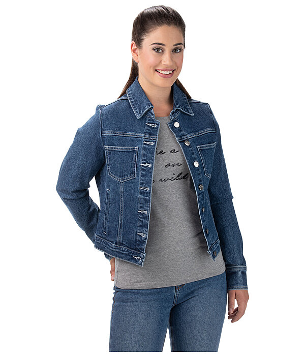 Ladies Jeansjacke Carly