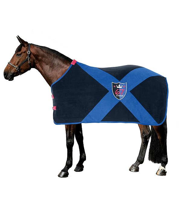 STEEDS Fleeceabschwitzdecke Riding Star  - 421404-85-NV