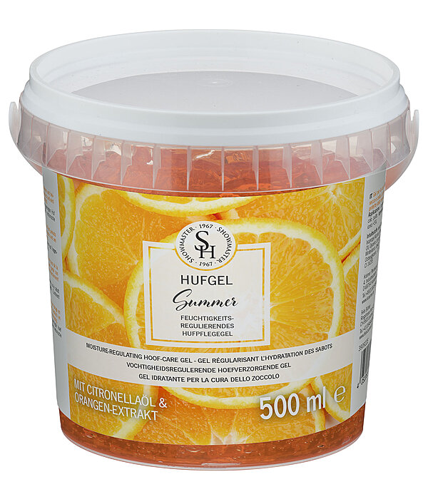 SHOWMASTER  Huf Sommer Gel - 431507-500