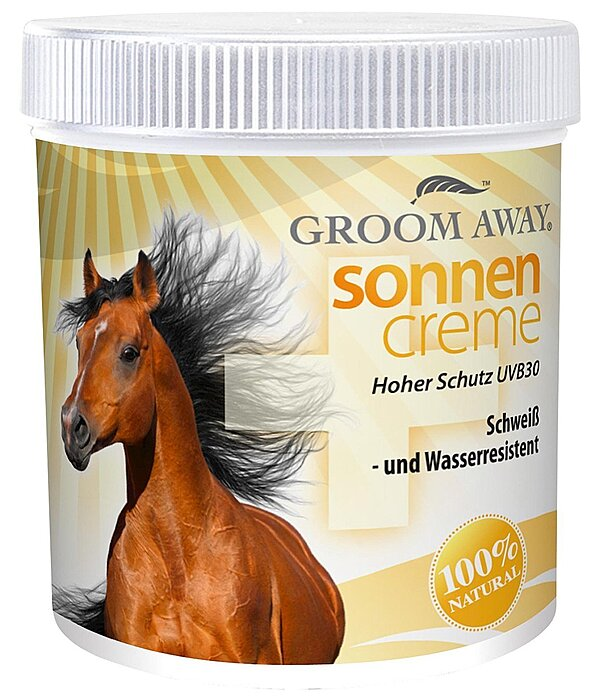 GROOM AWAY by Horseware Sonnencreme f�r Pferde - 431649-200