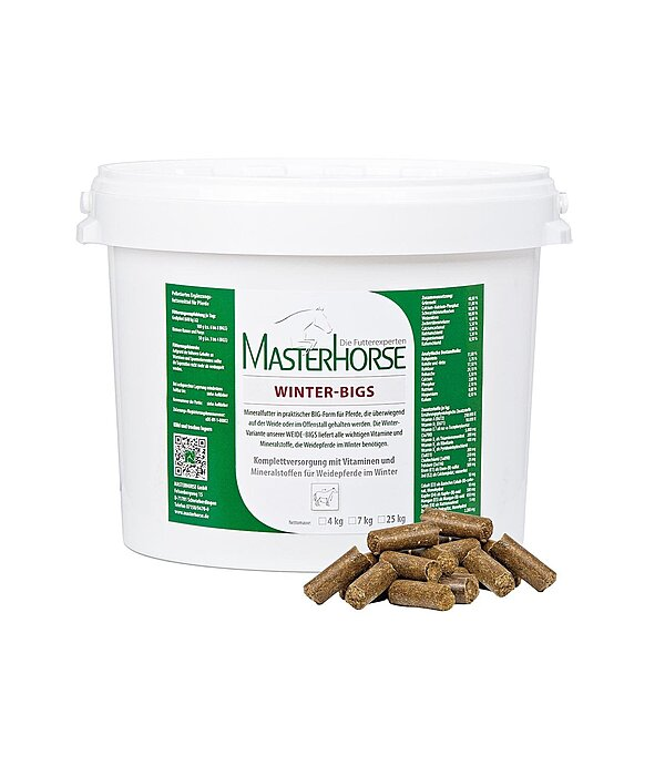 MASTERHORSE Winter-Bigs - 490351-4000