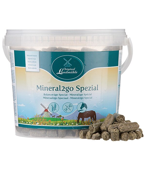 Mineral2go Spezial